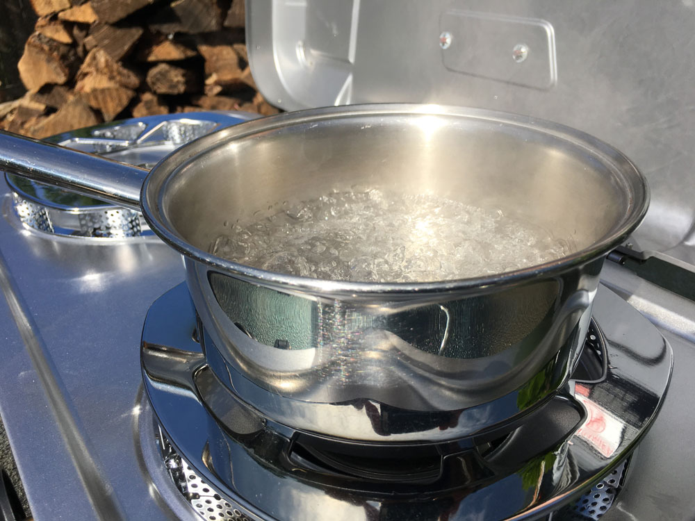 Full Boil, 2 minutes 34 seconds