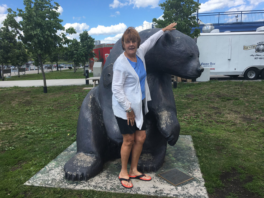 Kenora 'Feed the Bear'