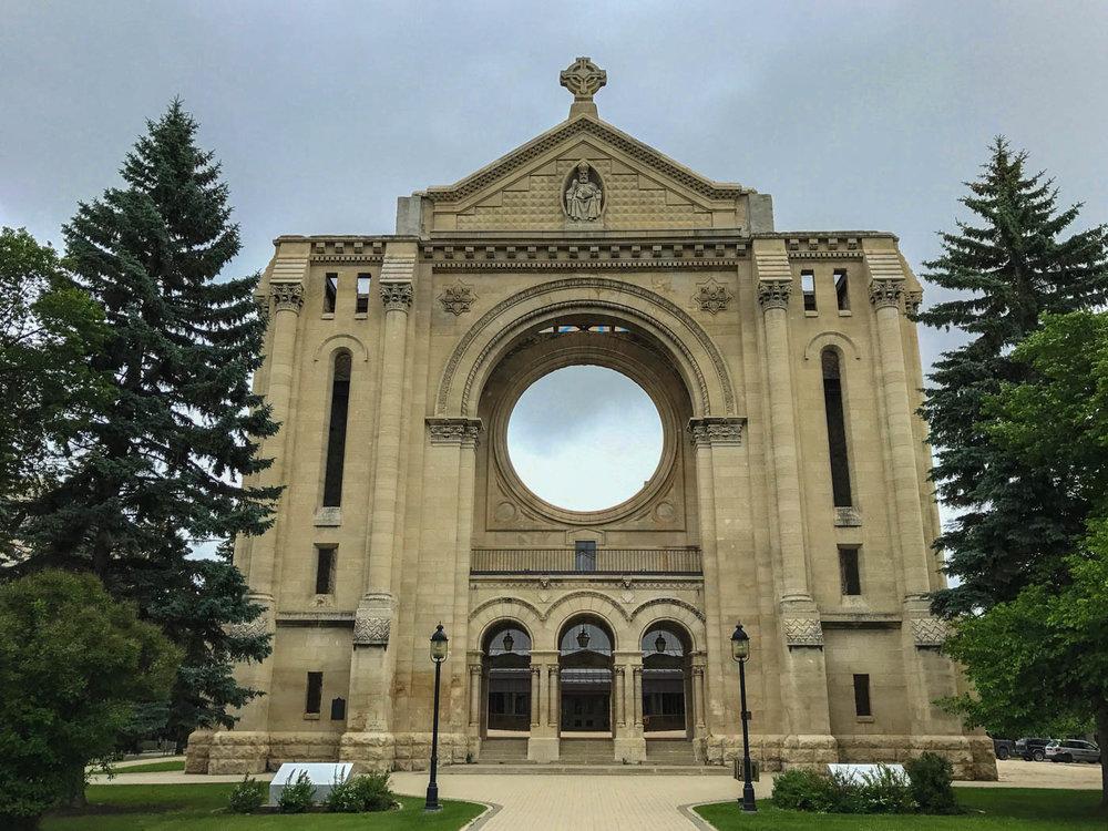 Cathedrale de Saint-Boniface