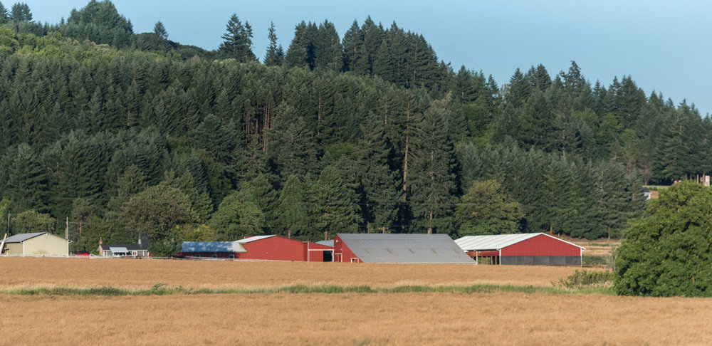 oregon farm land