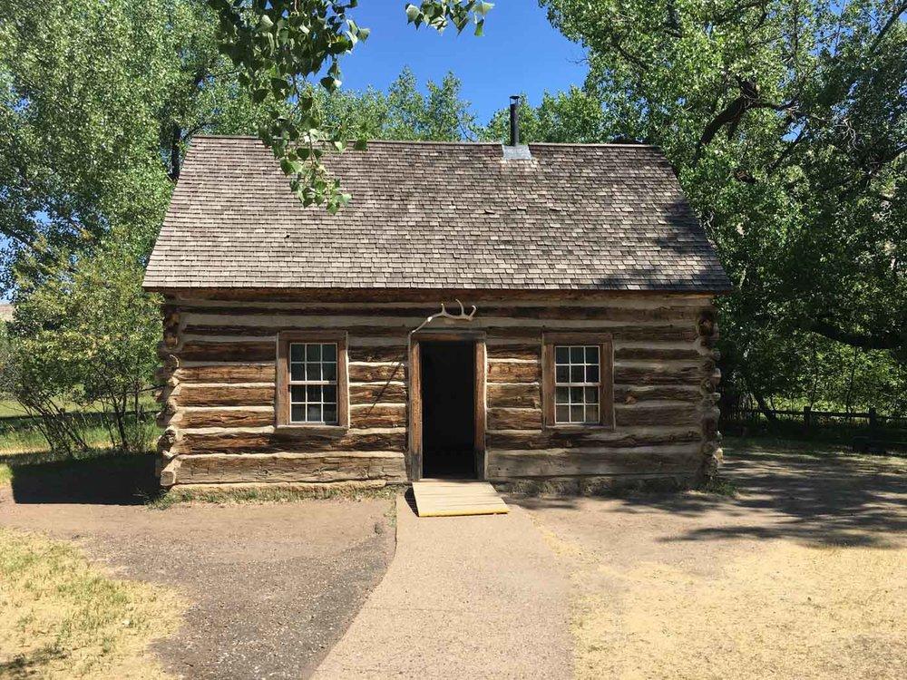 Teddy's Cabin