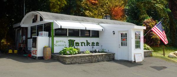 Yankee Diner, Charlton, Massachusetts