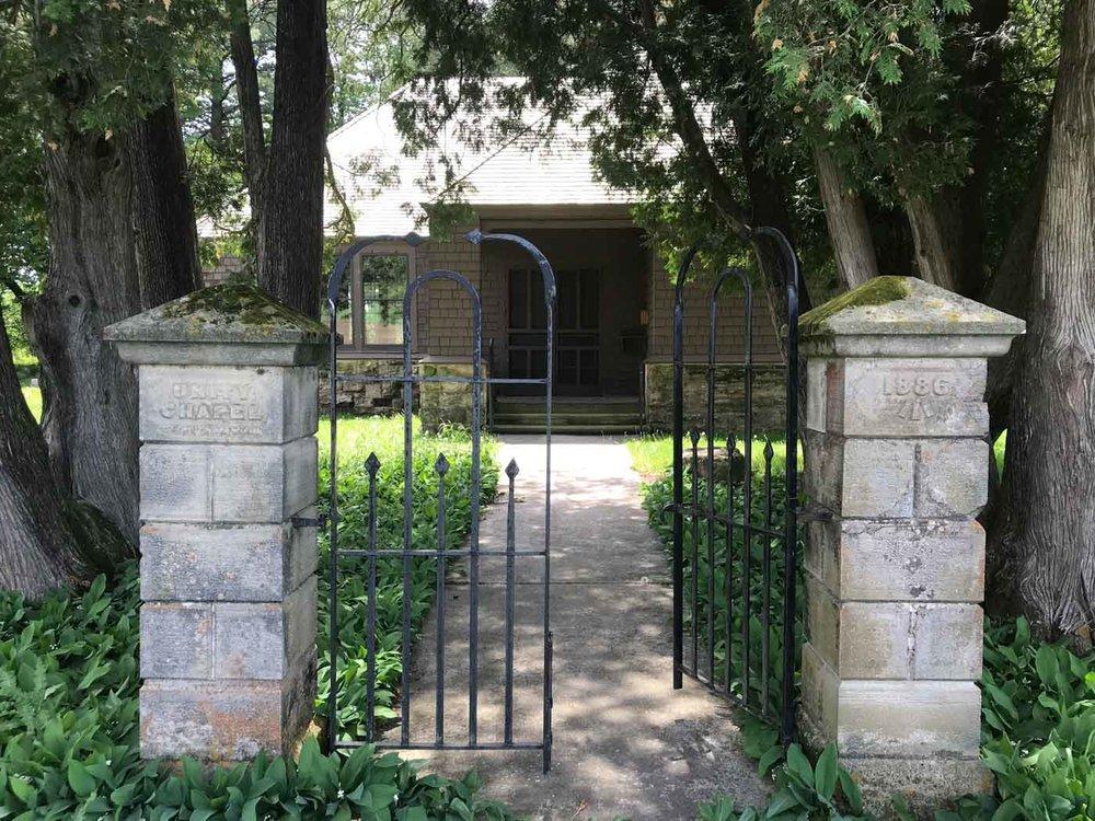 chapel gate