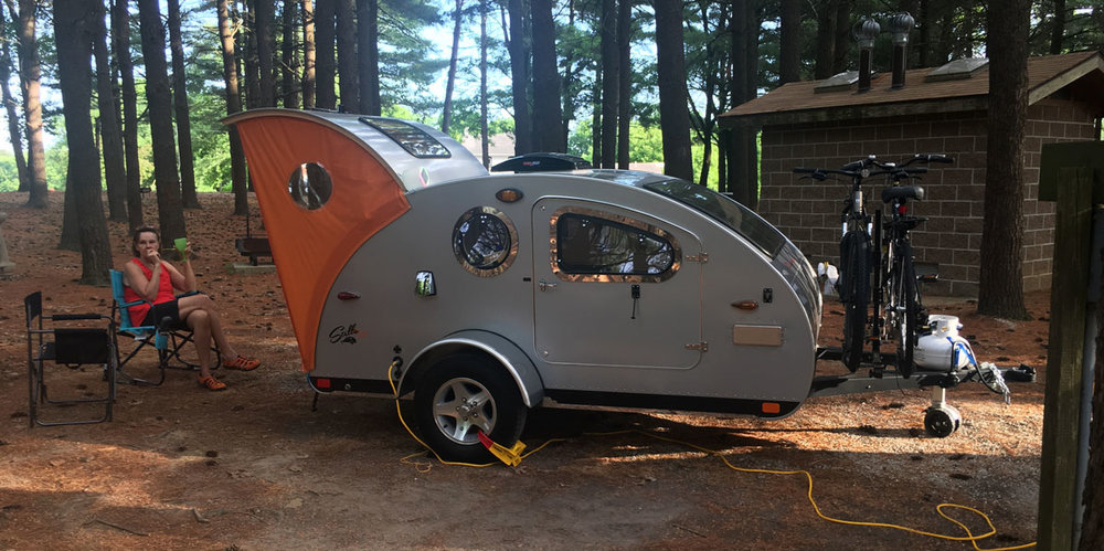 Nauvoo campsite