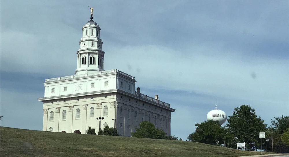 Nauvoo Mormon Temple