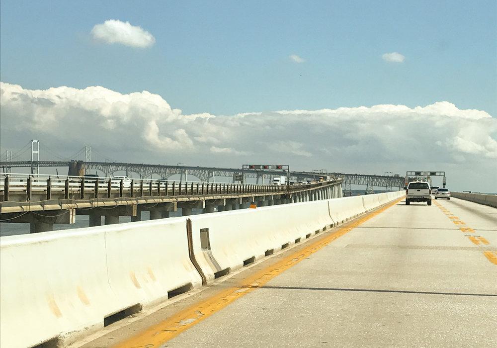 Francis Scott Key Bridge, Baltimore.