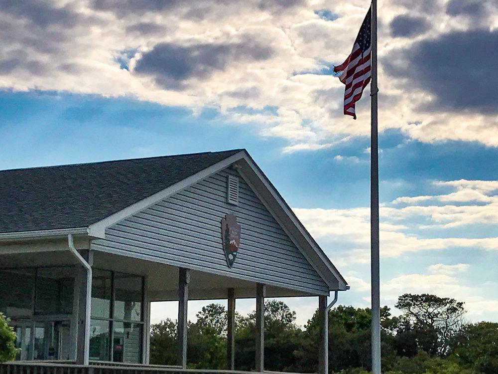 ranger station visitor center