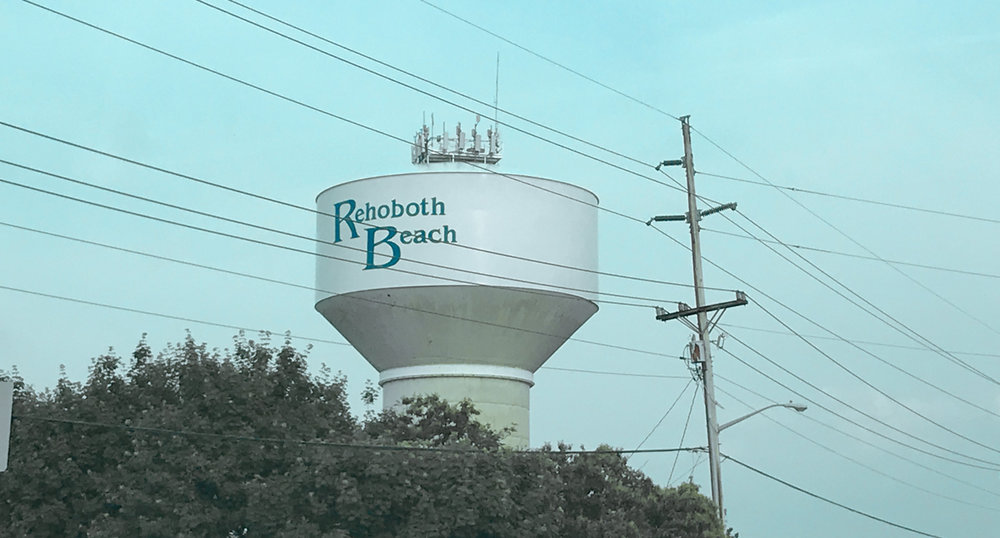Rehoboth Beach, we used to live in Rehoboth MA