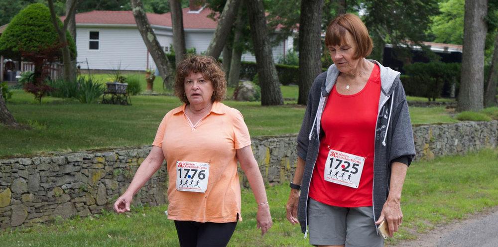 Denise and Carol