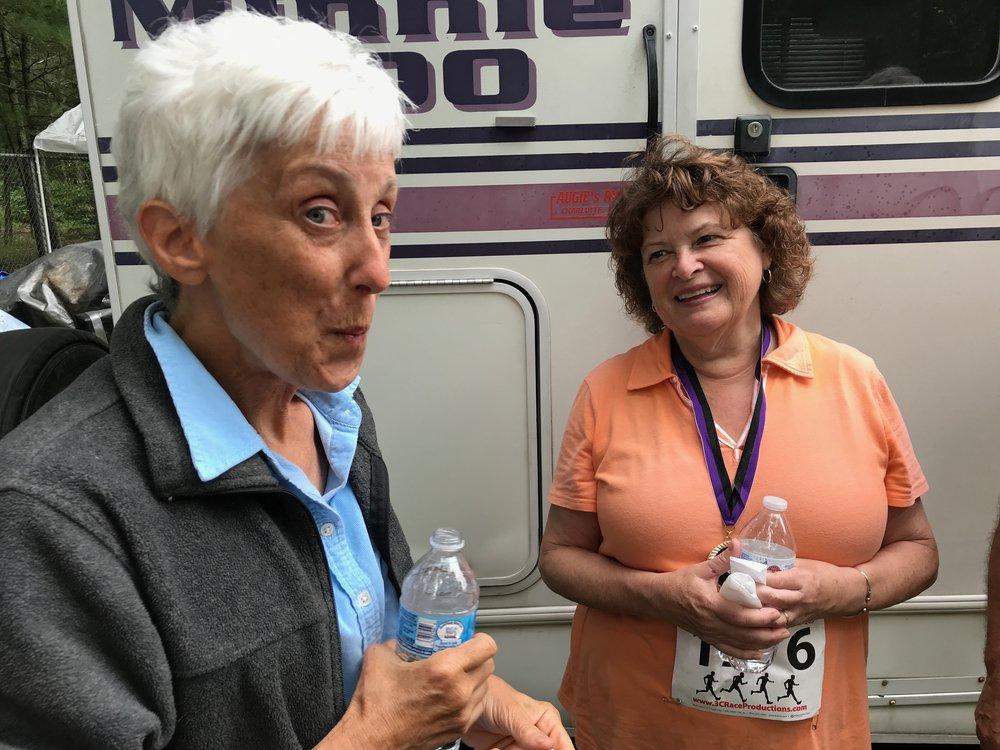 Kathy & Denise