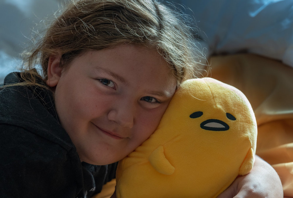 Grace and Gudetama