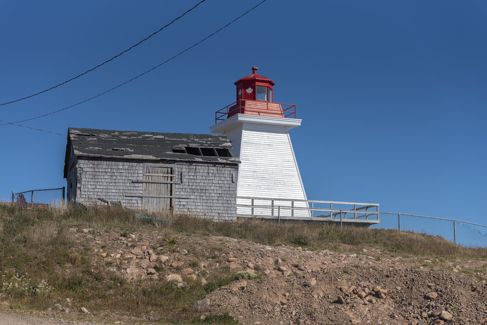 Neils harbor light
