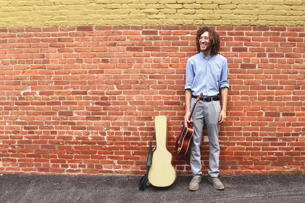 Garrett Josiah Moore - Singer-Songwriter / Visual Artist