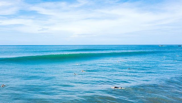 """Surf's up and the """"summertime"""" off shore winds are here. Are you? #mindsurf . . . #stayboheme #costarica #nosara #playguiones #adventure #travel #wanderlust #yoga #surfing #namaste #puravida #goexplore #besthotels #vacation"""