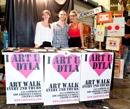 I ART U DTLA - Spring Arcade