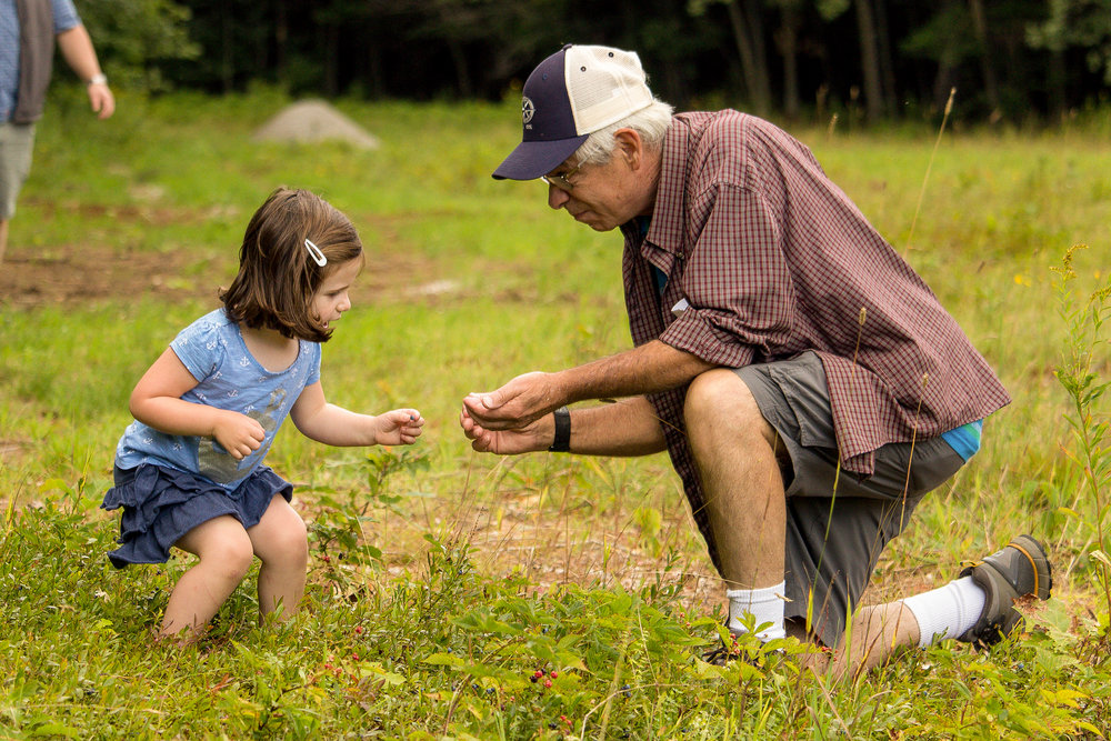 Building future conservationists
