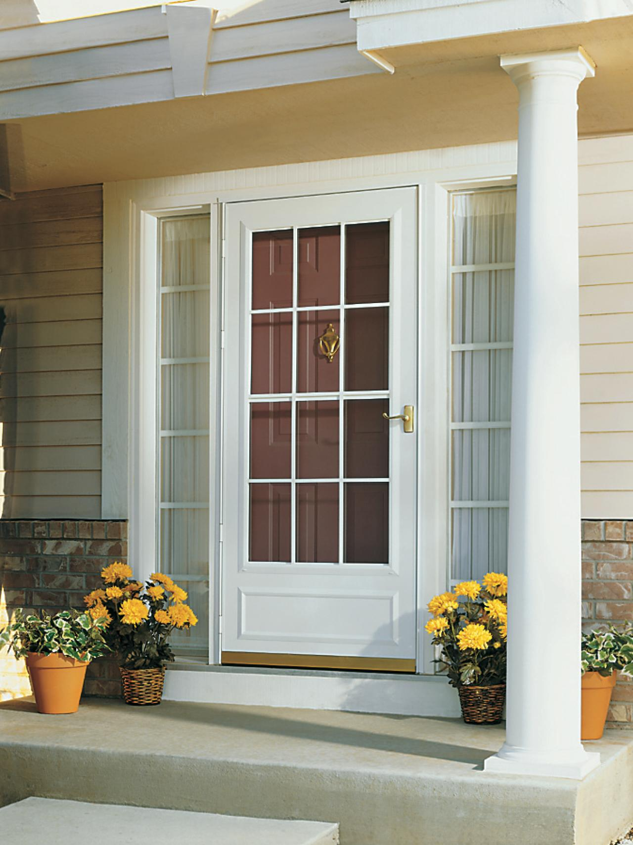 Storm Doors Richmond Aluminum Staten Island Ny Windows