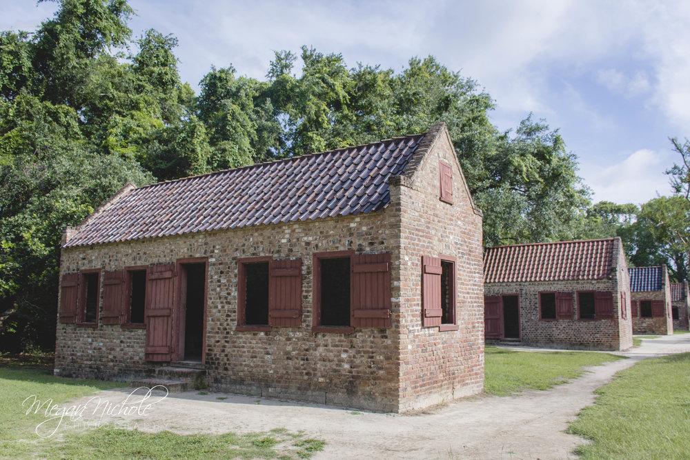salve houses boone hall plantation