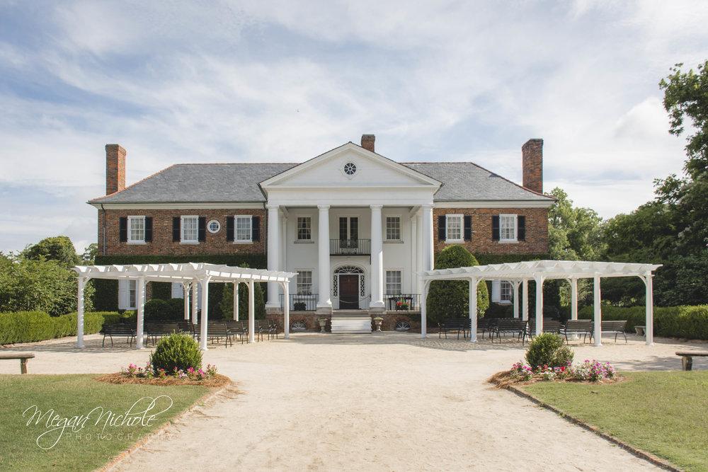 boone hall plantation house