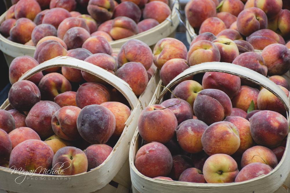 boone hall plantation peaches farmers market