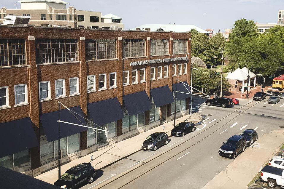 Arkansas Business Publishing Group Little Rock