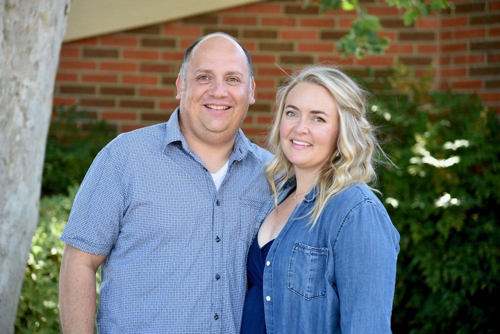 Pastor Dan Lawrie: Senior Pastor