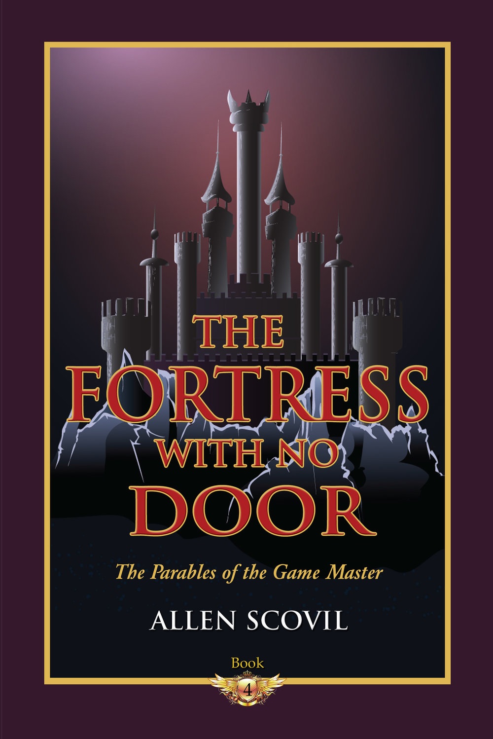 Book Four - The Fortress With No DoorArthur Pye finds himself in Rick's Land of the Heart; but where is Rick? Finally locating Rick's fortress, Arthur is startled to discover that it has no way in—not a door or window in sight. Only after he performs a terrifying seven-day ritual does the outer wall come down and allow him to pull the reluctant Rick out to play his game. The game requires Rick to get to the Game Master on the Mount of Omnia; but that mountain is surrounded by the Abyss of Nil, which is filled with all the lies that he has made a part of his life. Even as his con-science hounds him about those lies, he latches onto an alternate quest, to seek out a dragon to carry him over the Abyss rather than go through it. The dragon sends Rick out to seek a black gem it claims to yearn for called the Heart of Darkness. However, in the end the beast betrays him, throwing him into the Abyss, and bringing him to an abrupt 'game over.' Will the Game Master be able to find a way to reach Rick now that he's back in the real world? Or is Rick doomed to remain trapped in the lies that flood his Abyss of Nil?