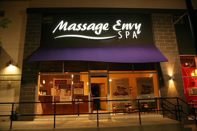 Massage Envy Spa - We all need a little tender loving care from time to time.