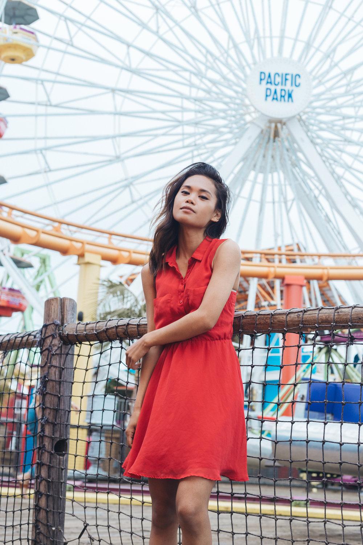 Little Red Dress -