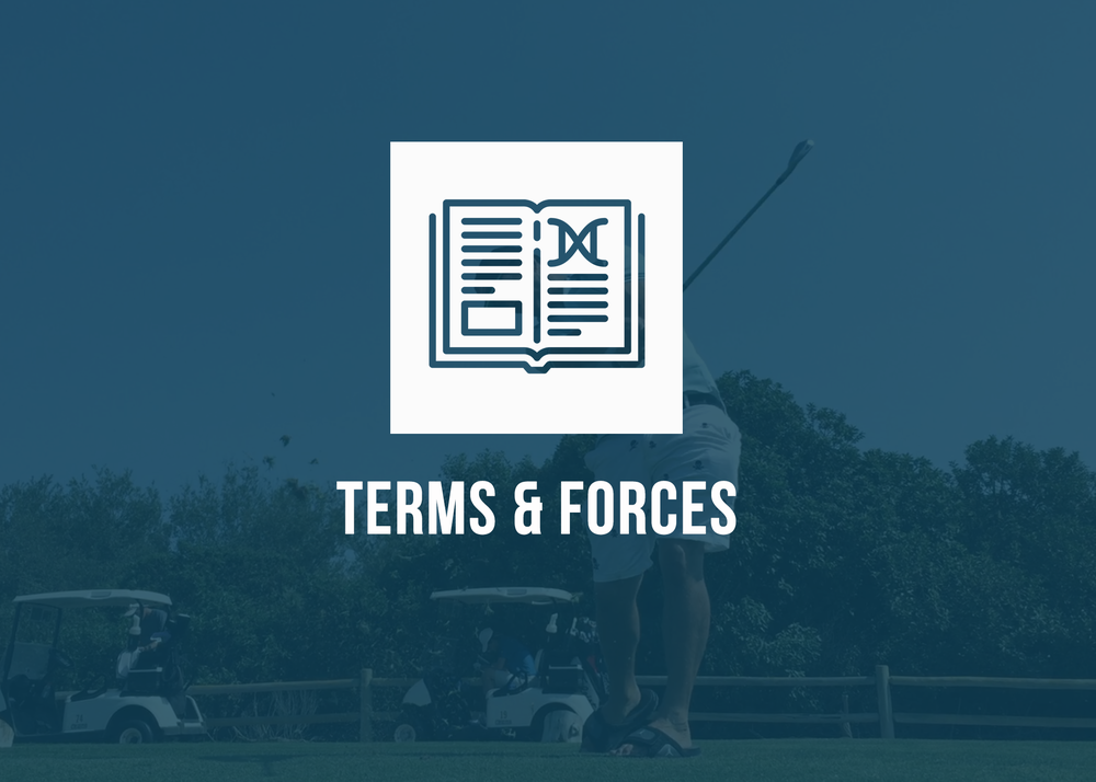 TERMS & FORCES