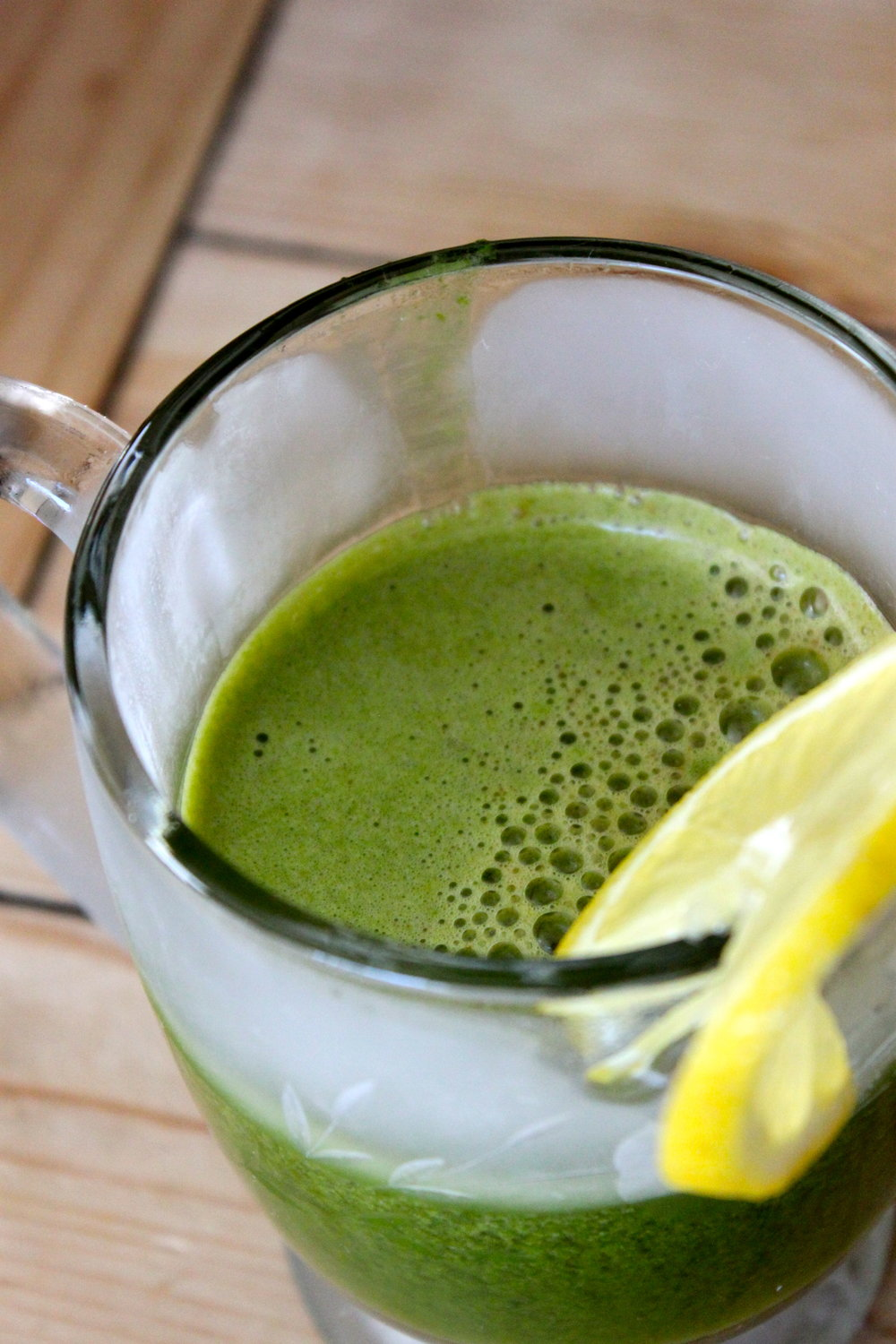 The Best Fresh Green Juice-From The Diva Dish