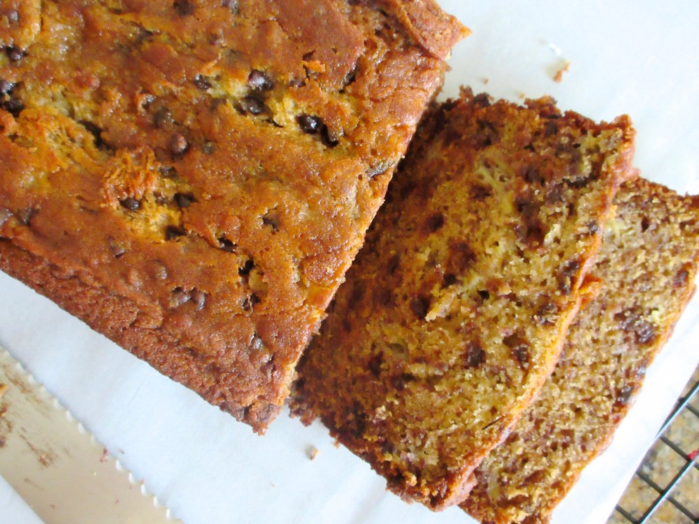 THE Banana Bread, via The Diva Dish