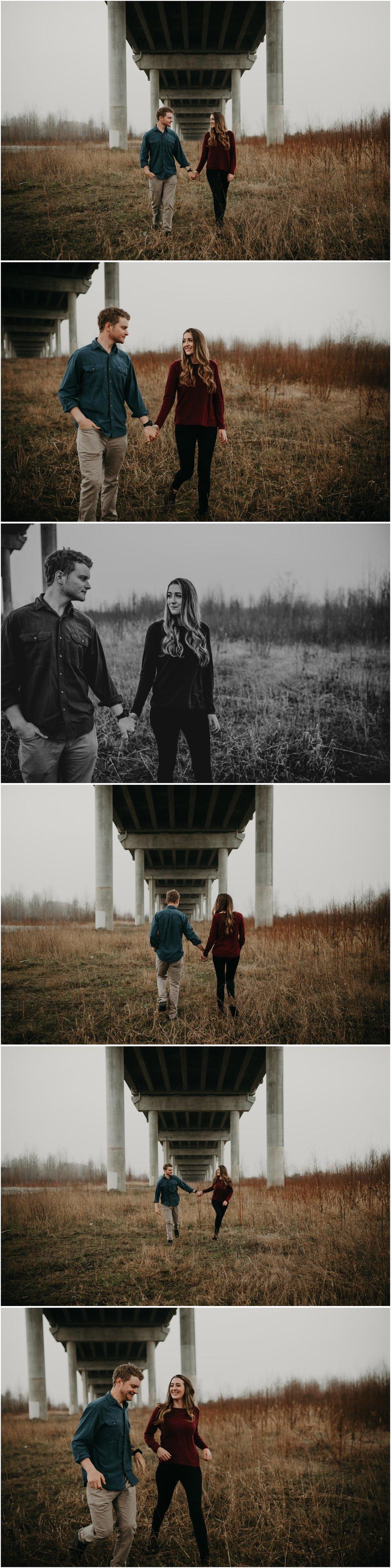 Maple Ridge Engagement Photos