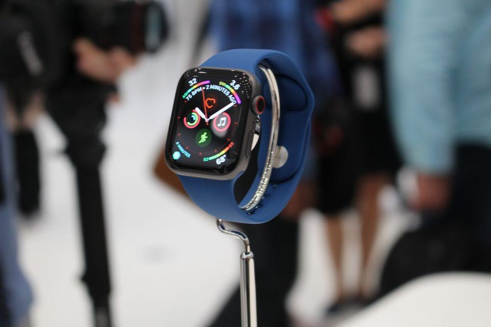 Apple Watch Series 4 by David Phelan
