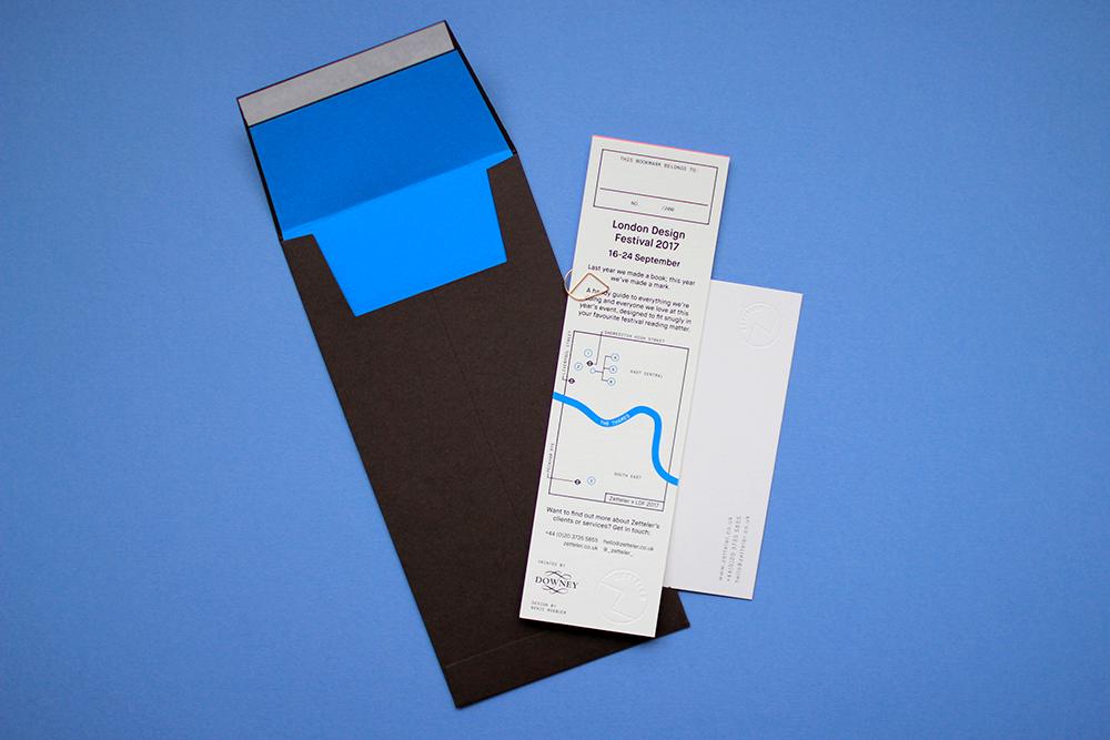 Zetteler LDF Bookmark