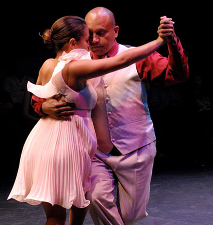 Ector Gutierrez - Ector teaches group and private classes in Argentine Tango.