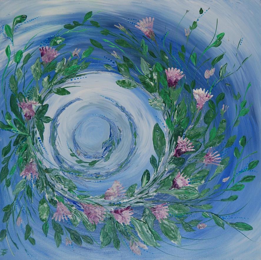 painting by Katerina Atapina
