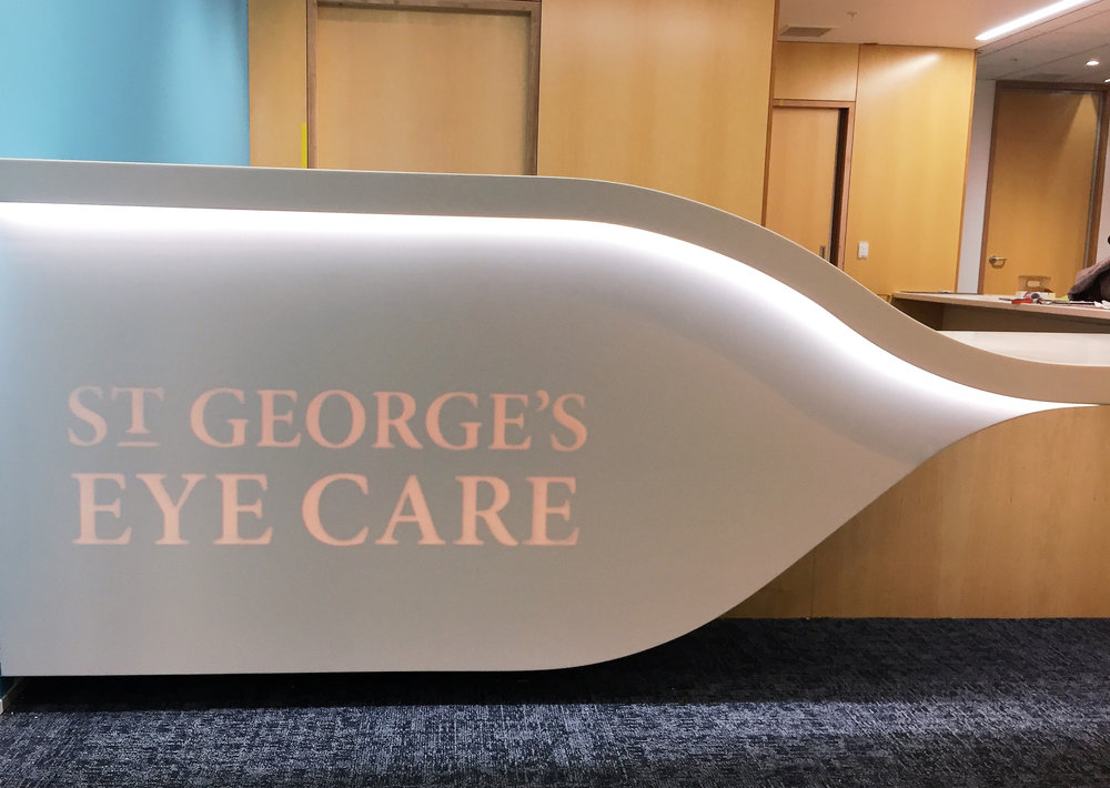 St Georges Eye Care