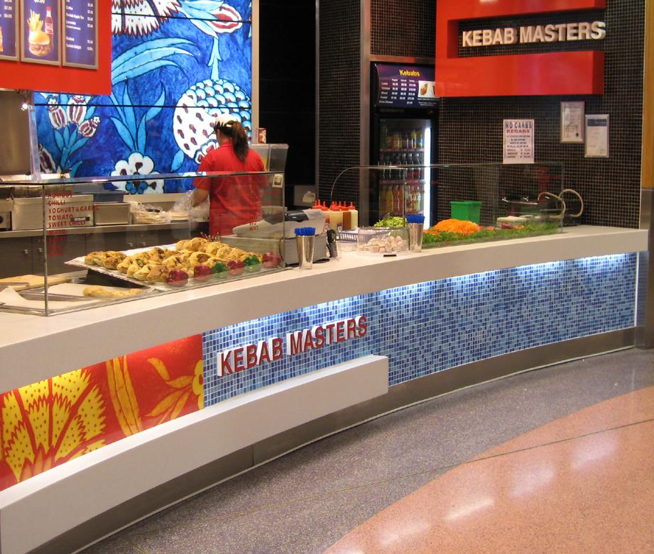 Kebab Masters Riccarton mall