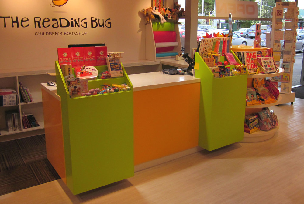 The Reading Bug book store