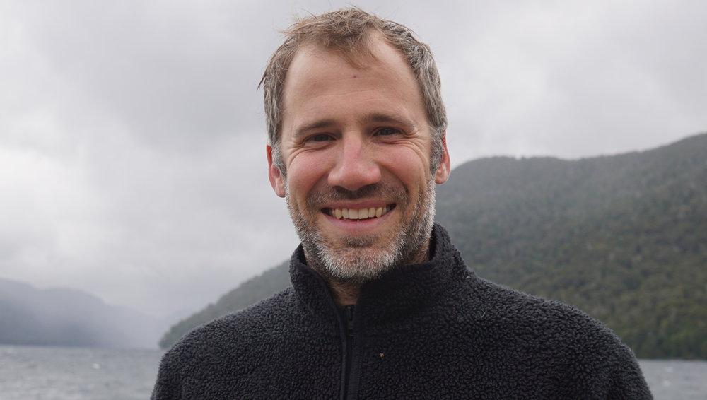 Dr. Arthur Middleton, wildlife ecologist