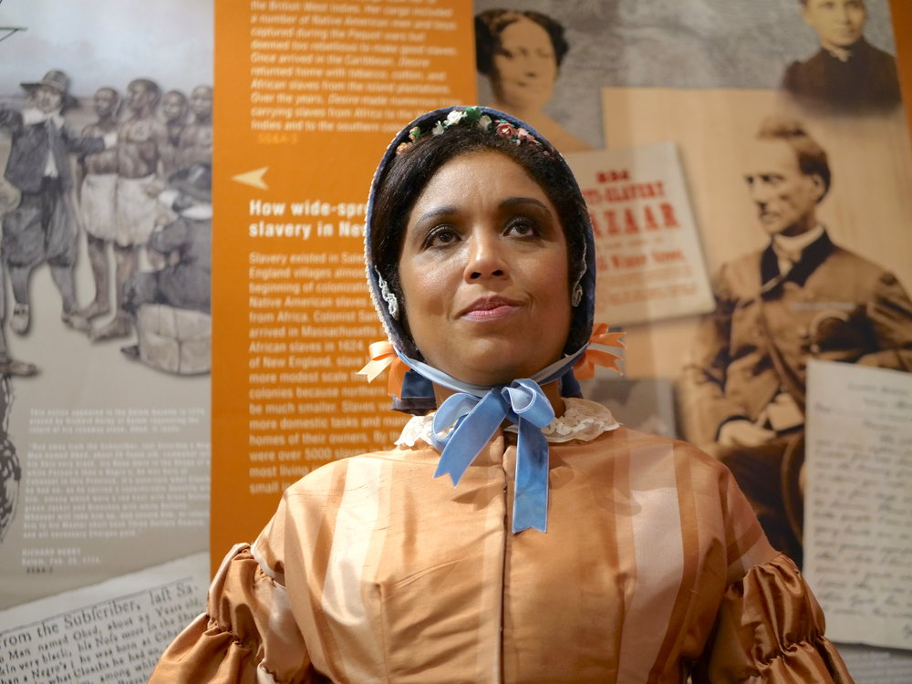 Artists and Abolitionists: Salem's Daughters Abroad - An Interactive Travelogue with Salem's 19th century culture makers.Our contribution to Salem Women's History Day, Sunday, March 24, 2019