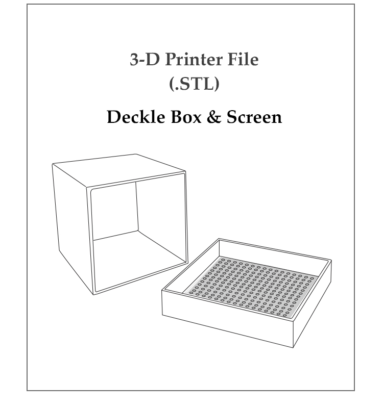 3D Printer File Deckle Box and Screen.jpg