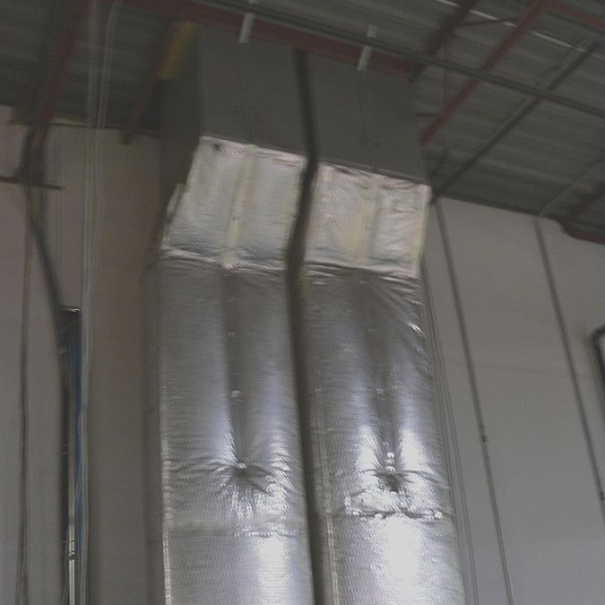 Insulated ducts