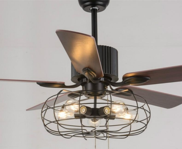Fans will help move warm air upwards, but don't solve the hot spot problem.