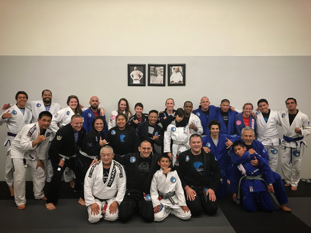 Super Rolling at Pacific Top Team Brazilian Jiu Jitsu Corona