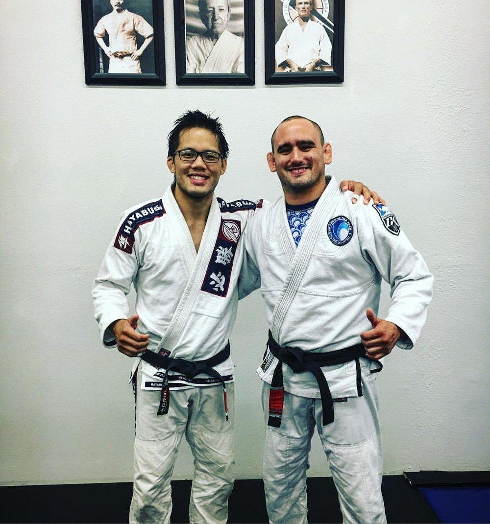 Special Guest Instructor - IBJJF Vegas Open ChampionProfessor Boris Yee
