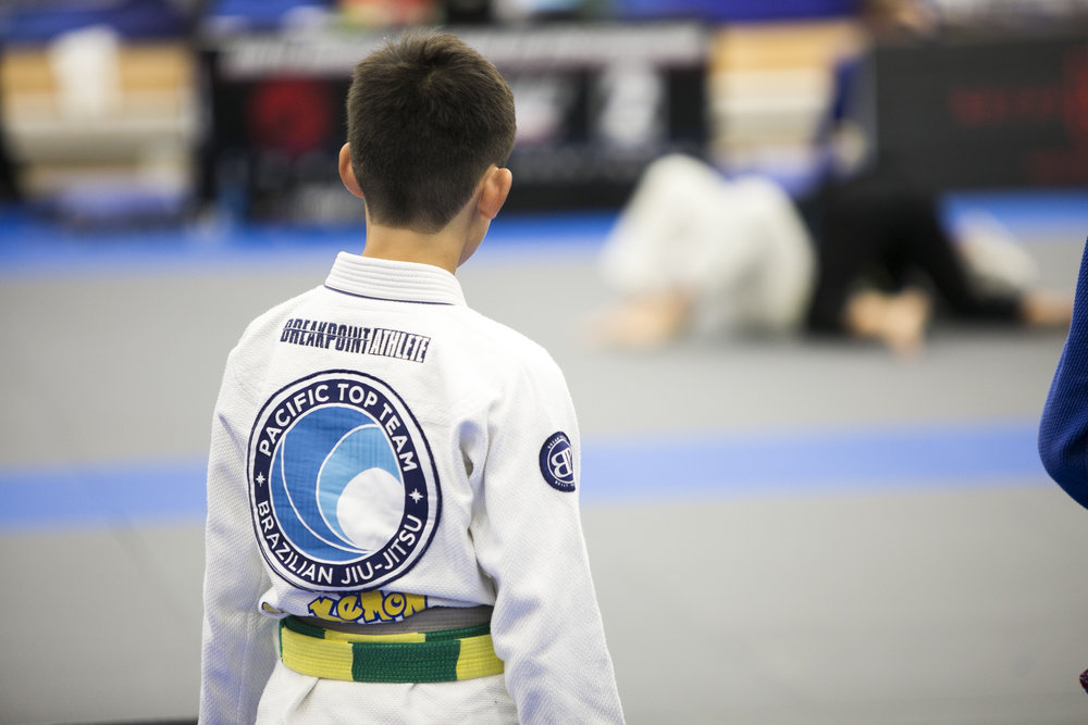 kids jiu jitsu classes in Corona