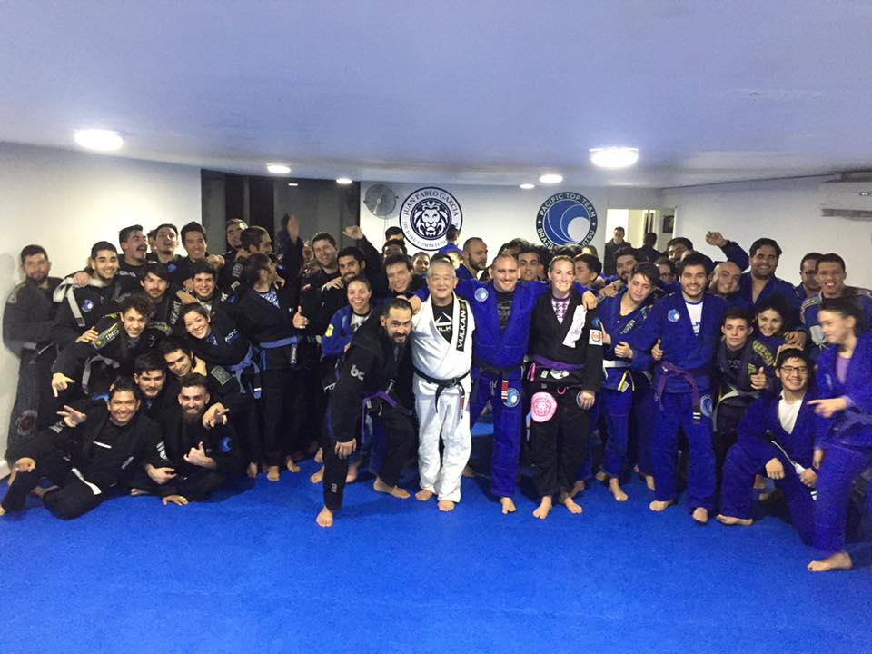 jiu jitsu camp chile