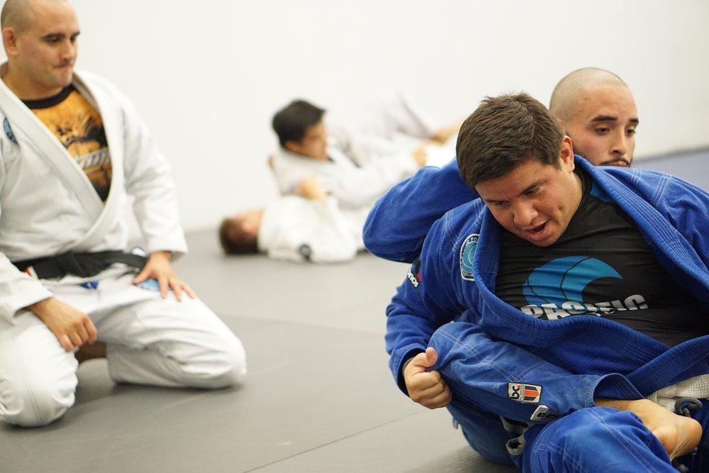 Fundamentals Jiu Jitsu Class in Corona